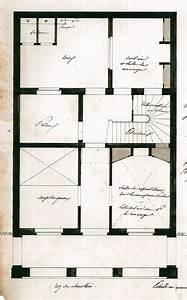 plan maison 1 seule facade With plan de maison facade