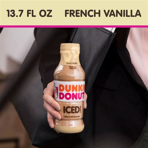 We discussed the coffees based on taste authenticity (how much it tasted like french vanilla. Dunkin' Donuts French Vanilla Iced Coffee Bottle (13.7 oz ...