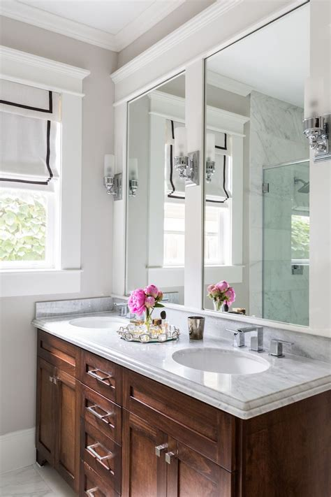 Mirror Styles For Bathrooms by S Timeless Craftsman Home Press Craftsman