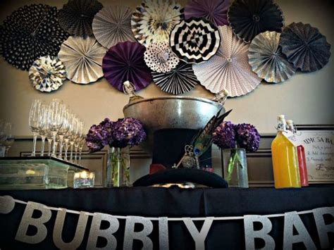 tim burton inspired bridal shower bridal shower ideas