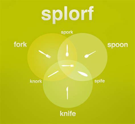 spoon knife fork hybrids