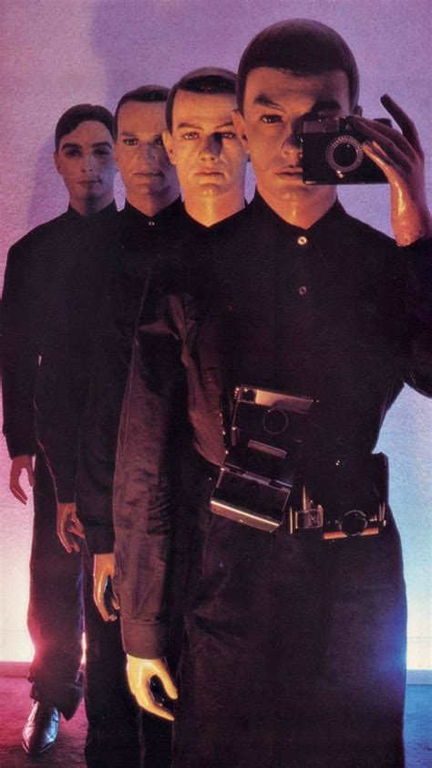 Two things made this tape stand out from other compilations at the time. Kraftwerk #80s #art #music   Kraftwerk   Pinterest   Art music, Electronic music and Musicians