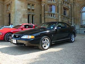 '95 Ford Mustang SVT Cobra, ACD 1T | Seen at the Mustang Own… | Flickr