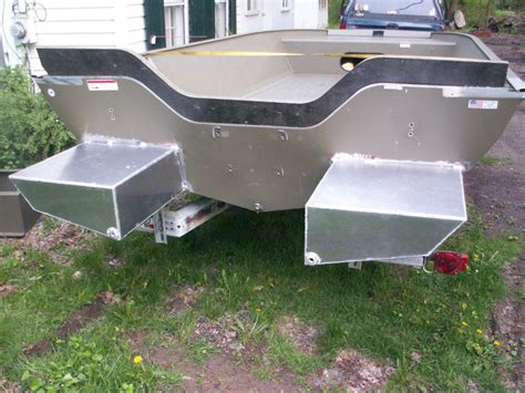 Flat Bottom Boat Pods by Floatation Pods Refuge Forums