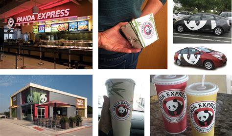 brand   logo  identity  panda express