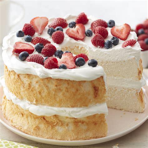 angel food cake wilton