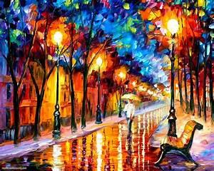 Landscape color drawing HD Wallpaper PixelsTalk Net