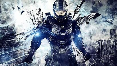 Halo Res Under Games December Walldiskpaper Armando