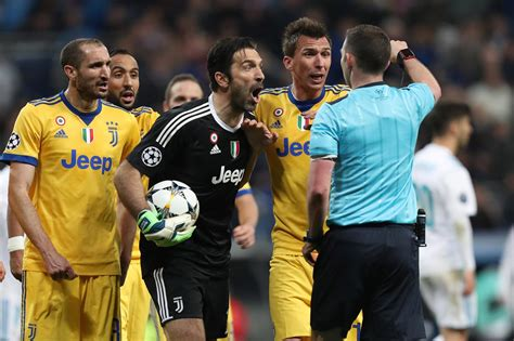 Why Gianluigi Buffon's Angry Reaction To A Last Minute ...