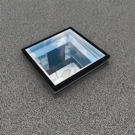 lichtkoepels in glas lichtkoepels met vlak glas fakro