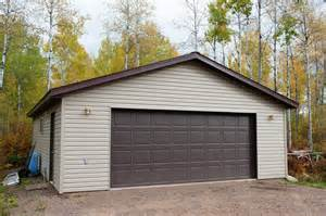 cabin plans with garage 2 car garage with loma upgrade economy garages usa inc