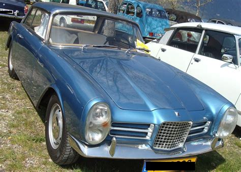 Facel Vega Facelia(france) 0300 | Voiture De Luxe ...