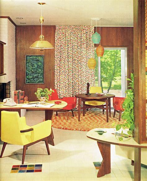Retro Living Room Yellow by Pool 1960 S Background Astounding 1960 S Retro Living