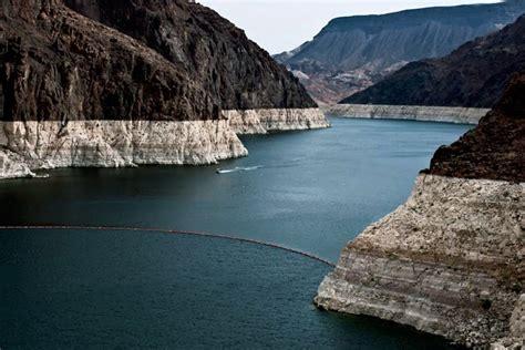 bureau interim report lake mead dropping 12 per year