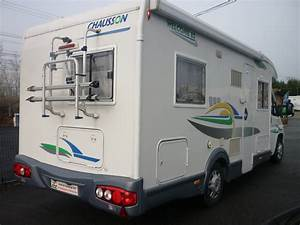 Camping Car Chausson : chausson welcome 85 2007 camping car profil occasion 29900 camping car conseil ~ Medecine-chirurgie-esthetiques.com Avis de Voitures