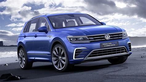 Volkswagen Tiguan Picture by 2016 Volkswagen Tiguan Gte Top Speed