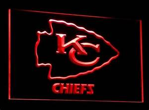 Chiefs Neon Lights Kansas City Chiefs Neon Light Chiefs