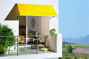 klemm markisen fr den balkon wohndesign und mobel ideen With markise balkon mit tapeten schlafzimmer obi