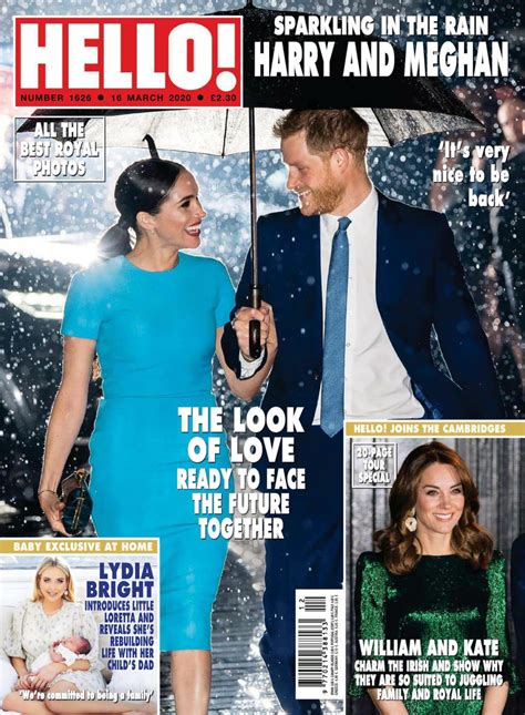 HELLO! Magazine-March 16, 2020 Magazine - Get your Digital ...