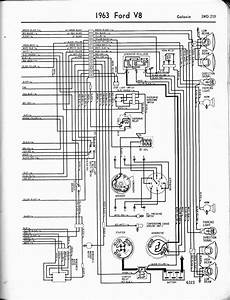 Ford Galaxie Wiring Diagram