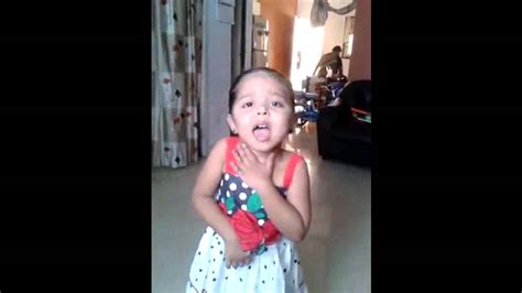 Baby Version For Nenjukulle Song Funny