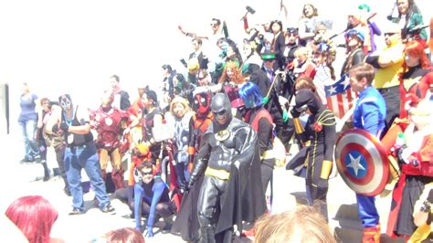 Anime Dc Anime Expo 2012 Marvel Vs Dc Gathering 18 By Coolpizza16