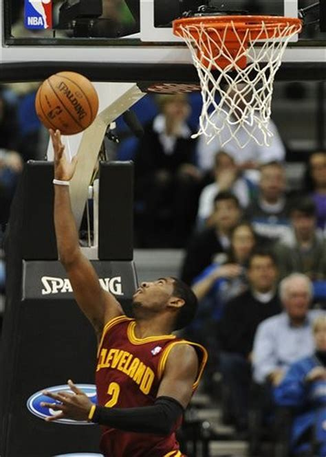 Cleveland Cavaliers' Kyrie Irving becoming a larger part ...