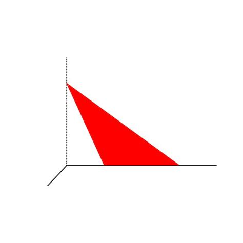 acute angles solve triangle area problems with pythagorean theorem