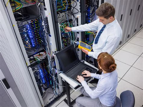Network Support Technician Salary by Information Technology Solutions New Age Technology