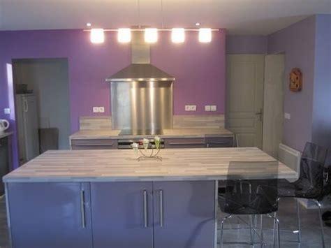 cuisine integree pose d 39 une cuisine aménagée intégrée