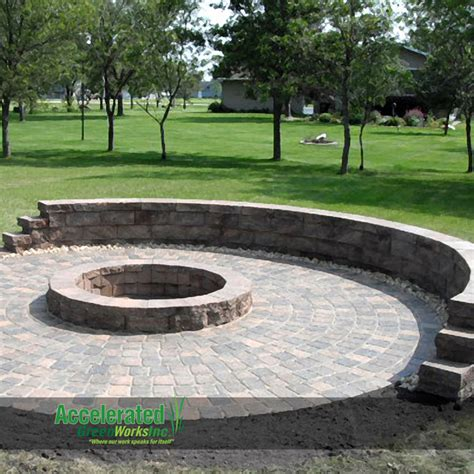 Fire Pit Design Ideas   Traditional   Patio   Other   by Accelerated Green Works, Inc.