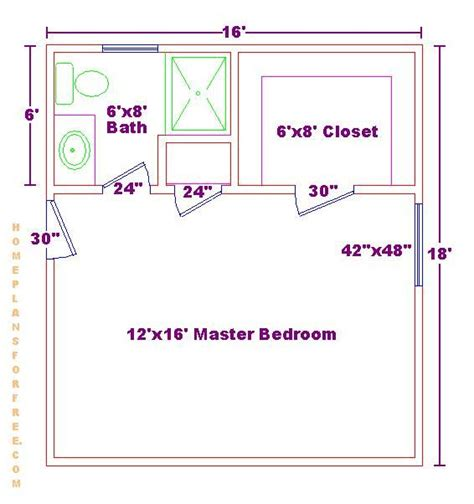 small master suite floor plans master bedroom 12x16 floor plan with 6x8 bath and walk in