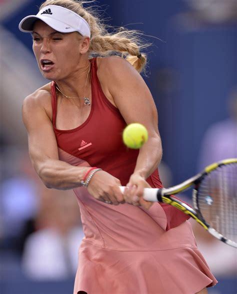 caroline wozniacki  open  final match