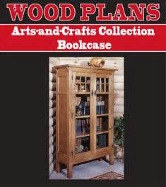 Arts And Crafts Bookcase Plans - arts and crafts bookcase plan woodworking plan pdf woodworking