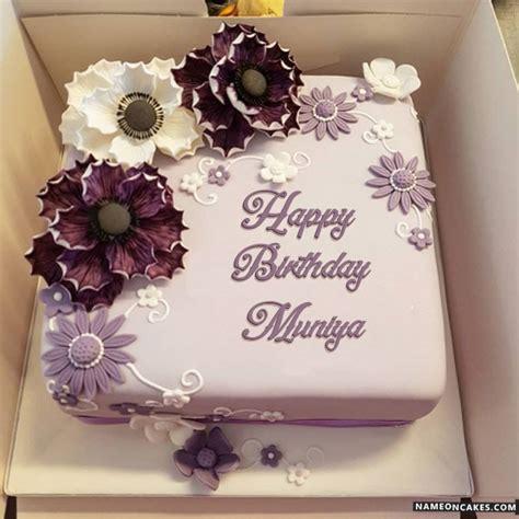 happy birthday muniya cake images