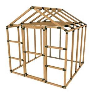 buy sale 8x8 basic storage shed kit do it yourself by e z frames in cheap price on alibaba
