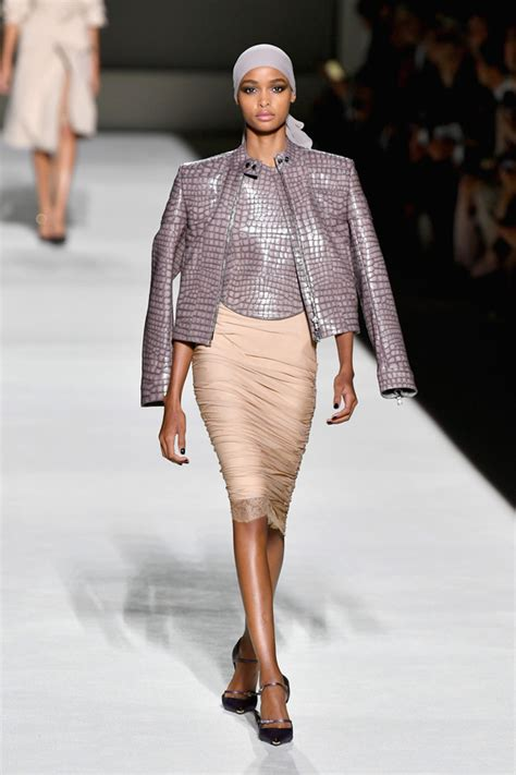 york fashion week tom ford spring collection