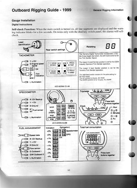 Wiring Boat Gauges Diagram by Wiring Boat Gauges Diagram 26 Wiring Diagram Images