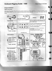Yamaha Outboard Digital Multifunction Gauge Wiring Diagram