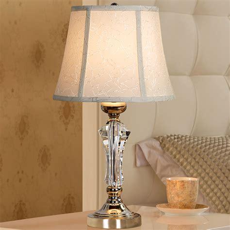 fashion crystal table lamp bedroom bedside lamp table lamp   table lamps  lights