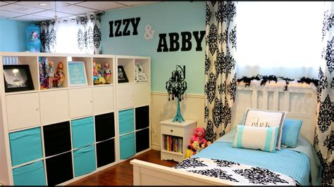 clean  organized kids bedroom youtube