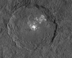 Bright Spots On Dwarf Planet Ceres 'Gleam With Mystery ...