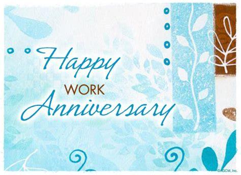 happy work anniversary anniversary ecard american