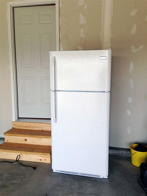 fridge for garage tips for buying new appliances building dreams