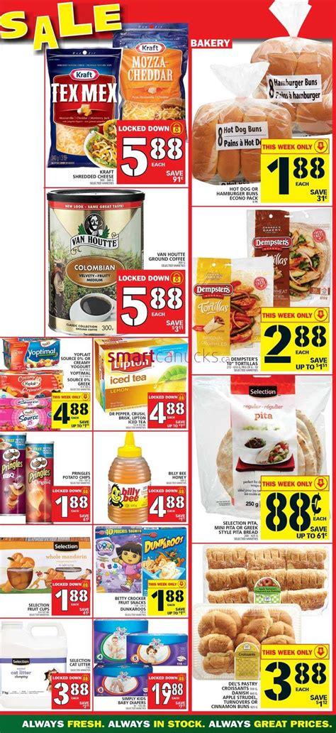 basics of cuisine food basics flyer may 30 to june 5
