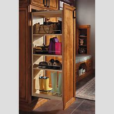 Tall Pantry Pullout Cabinet  Schrock Cabinetry