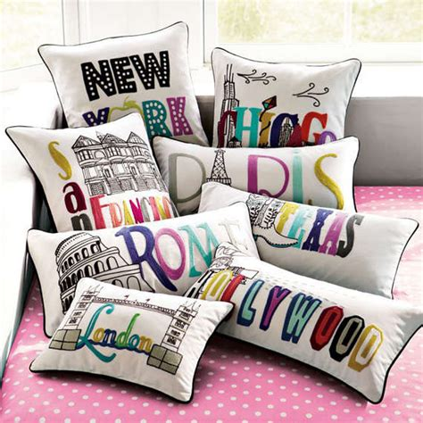 Teenage Decorative Pillows by Image Gallery Teen Pillows