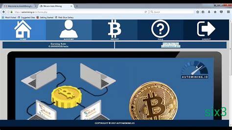 auto bitcoin miner new free auto mining bitcoin 2017