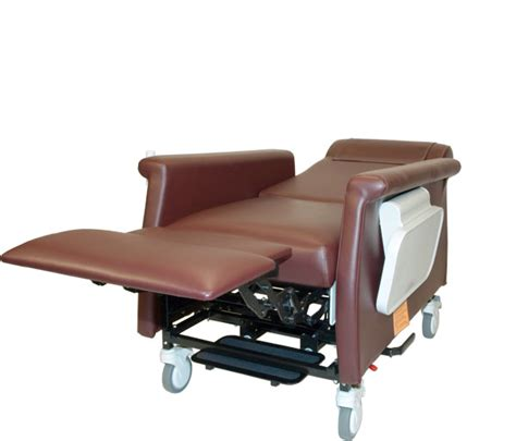 winco 6980 nocturnal clinical care recliner geri chair ebay