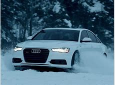 Audi's 'Q'ing System The Answer To Tough Winter Driving